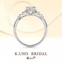 【ケイウノ ブライダル(K.UNO BRIDAL)】Prece -プレーチェ-