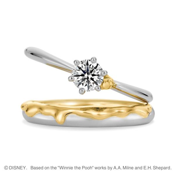 88fd0d7875 Disney / くまのプーさん [結婚指輪] ケイウノ ブライダル(K.UNO BRIDAL ...