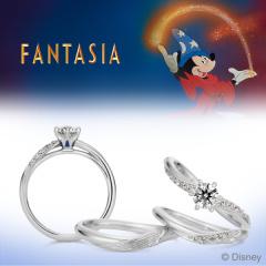 【ケイウノ ブライダル(K.UNO BRIDAL)】Disney / FANTASIA
