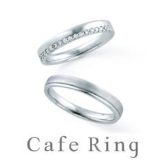 【Cafe Ring(カフェリング)】【ディア】ファッション界注目!HAN AHN SOON コラボレーションデザイン