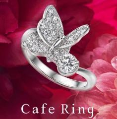 【Cafe Ring(カフェリング)】NEW!【パピヨン24】THYMEシリーズ新作が登場!