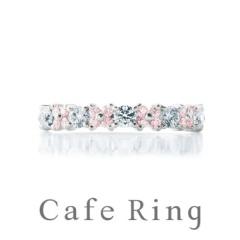 【Cafe Ring(カフェリング)】【クラフティ】大人花嫁「極上のつけごこち」