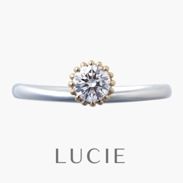 【LUCIE(ルシエ)】コロル(薔薇の花冠)