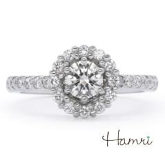 【Hamri(ハムリ)】【手作り婚約指輪】Yosuke様