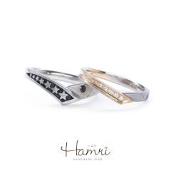 【Hamri(ハムリ)】スターセブンリング