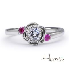 【Hamri(ハムリ)】【手作り婚約指輪】Tetsuya様