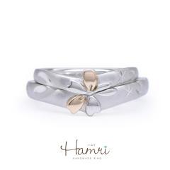 【Hamri(ハムリ)】桜?(歯)リング