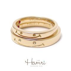 【Hamri(ハムリ)】ニコニコおんぶリング