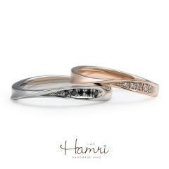 【Hamri(ハムリ)】桜モチーフひとひねり