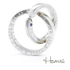 【手作り結婚指輪】Toshihiko&Shiori様