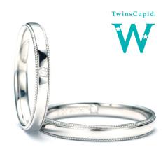 【アネリディギンザ(ANELLI DI GINZA)】TwinsCupid Aqua Candleアクアキャンドル