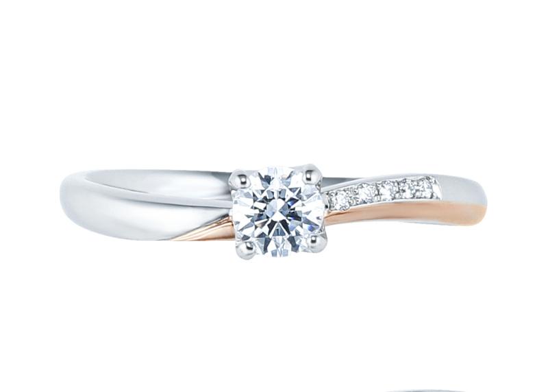 【アネリディギンザ(ANELLI DI GINZA)】Marions-nous!(マリヨンヌ) by いい夫婦ブライダル/joli ジョリ/婚約指輪&結婚指輪【アネリディギンザ/ANELLI DI GINZA】