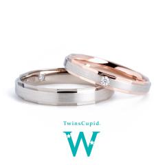 【アネリディギンザ(ANELLI DI GINZA)】TwinsCupid  Love Royal ラブロワイヤル