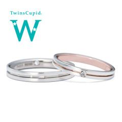 【アネリディギンザ(ANELLI DI GINZA)】TwinsCupid Love Arrowラブアロー