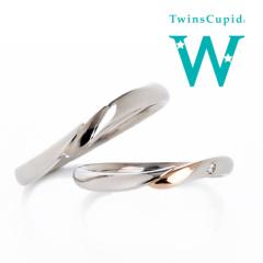 【アネリディギンザ(ANELLI DI GINZA)】TwinsCupid Crescent Bouquetクレッセントブーケ