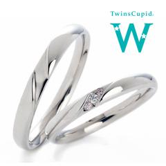 【アネリディギンザ(ANELLI DI GINZA)】TwinsCupid Blooming ブルーミング 結婚指輪