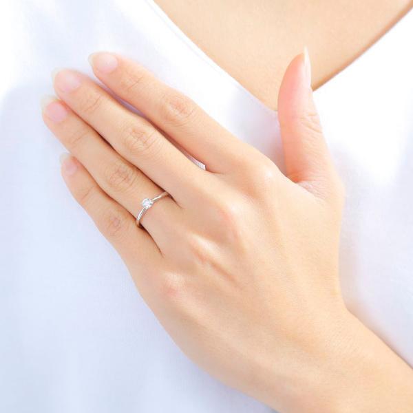 【アネリディギンザ(ANELLI DI GINZA)】即納可 MELA 婚約指輪/Pt900ダイヤモンドリング/【アネリディギンザ/ANELLI DI GINZA】