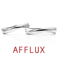 【AFFLUX(アフラックス)】Sweet breeze (スィートブリーズ) ゆびわ言葉「優しさ」