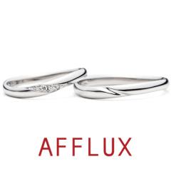 【AFFLUX(アフラックス)】Le fil (ル フィル) ゆびわ言葉「飾らない気持ち」