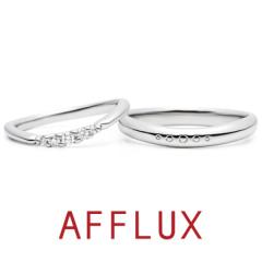 【AFFLUX(アフラックス)】Jasmine (ジャスミン) ゆびわ言葉「愛しきひと」