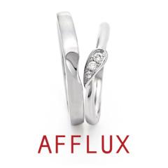 【AFFLUX(アフラックス)】Cache cache (カシュカシュ) ゆびわ言葉「まっすぐな愛」