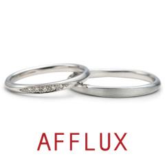 【AFFLUX(アフラックス)】Healing (ヒーリング) ゆびわ言葉「優しい気持ち」
