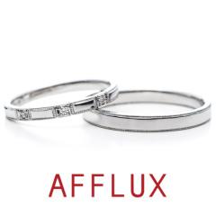 【AFFLUX(アフラックス)】Chantilly (シャンティー) ゆびわ言葉「祝福」