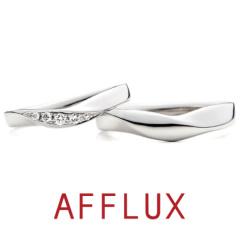 【AFFLUX(アフラックス)】Relation (リレーション) ゆびわ言葉「絆」