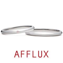 【AFFLUX(アフラックス)】Pure (ピュア) ゆびわ言葉「純愛」