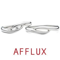 【AFFLUX(アフラックス)】SURF (サーフ) ゆびわ言葉「想いつづける」