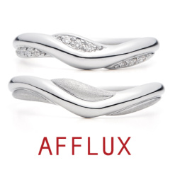 【AFFLUX(アフラックス)】Kamm (カム) ゆびわ言葉「思いやり」