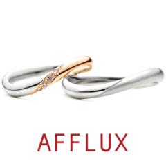 【AFFLUX(アフラックス)】Romance (ロマンス) ゆびわ言葉「ふたりのストーリー」