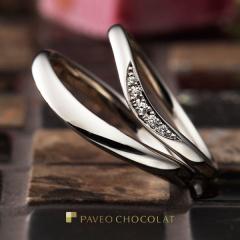 【PAVEO CHOCOLAT(パヴェオショコラ)】PAVEO CHOCOLAT  FLEURAGE