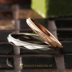 【PAVEO CHOCOLAT(パヴェオショコラ)】PAVEO CHOCOLAT MATIN