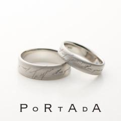 【PORTADA(ポルターダ)】LETTER 【 手紙 】 レター(英)