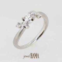 【Jewel HAMA(ジュエルはま)】アンキーオ・エンゲージ (ae-102)