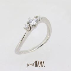 【Jewel HAMA(ジュエルはま)】アンキーオ・エンゲージ (ae-103)