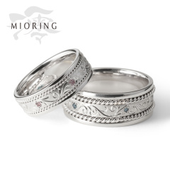 【MIORING(ミオリング)】MIORING 紋-あや-