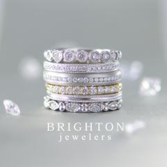 【BRIGHTON jewelers(ブライトンジュエラーズ)】Mariage band colection