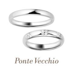 【Ponte Vecchio(ポンテヴェキオ)】FIORATO(フィオラート)~花かんむり~