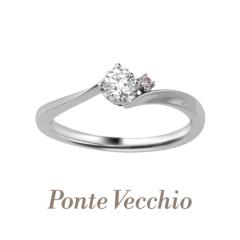 【Ponte Vecchio(ポンテヴェキオ)】 ROSA(ローザ)~恋の誓い~