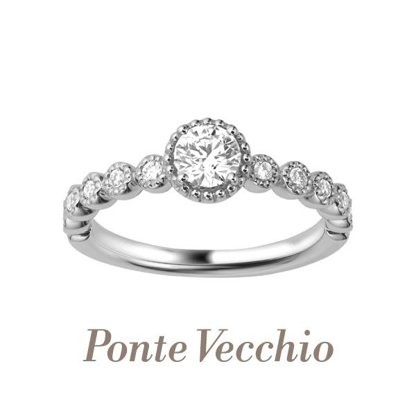 【Ponte Vecchio(ポンテヴェキオ)】【雑誌掲載】MILLE AMORE(ミルアモーレ)~永遠の愛~