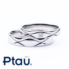 【Ptau(ピトー)】ふっくらしたキルト模様が温かみのある指先を演出!≪キルトラウンド≫