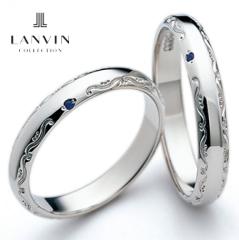 【LANVIN(ランバン)】ランバン マリッジリング