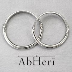 【AbHeri(アベリ)】アベリ マリッジリング  [インフィニティ]