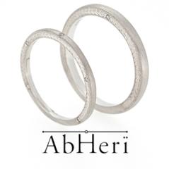 【AbHeri(アベリ)】アベリ マリッジリング  [ミノリ]
