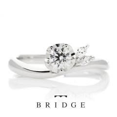 【BRIDGE(ブリッジ)】Winter CAMELLIA 運命の花