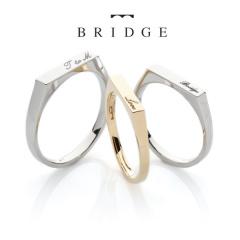 【BRIDGE(ブリッジ)】Oath Stamp しるし~誓の印台~