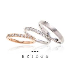 【BRIDGE(ブリッジ)】Sunset Bearch 煌く水面~ふたりを繋ぐ光~
