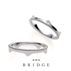 【BRIDGE(ブリッジ)】Crown&Tiara ティアラな橋
